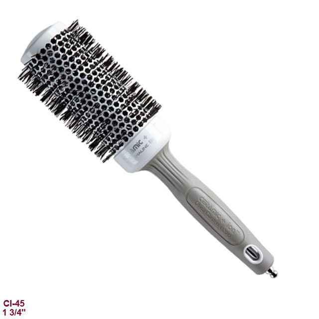 Olivia Garden Ceramic And Ion Thermal Round Hair Brush 1 3 4 Ebay
